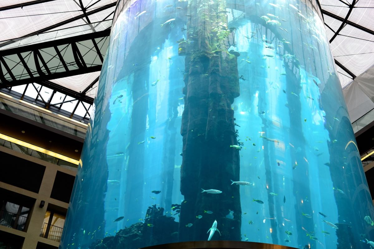 Aquadom Berlin