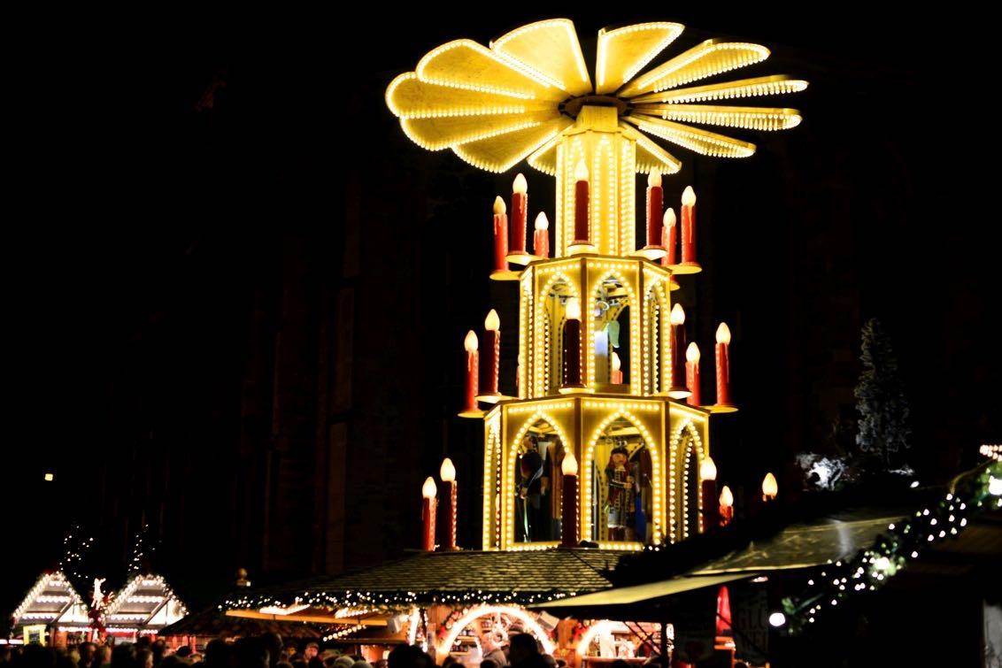 öffnungszeiten Weihnachtsmarkt Heidelberg.Heidelberger Weihnachtsmarkt 2017 übersicht öffnungszeiten Infos
