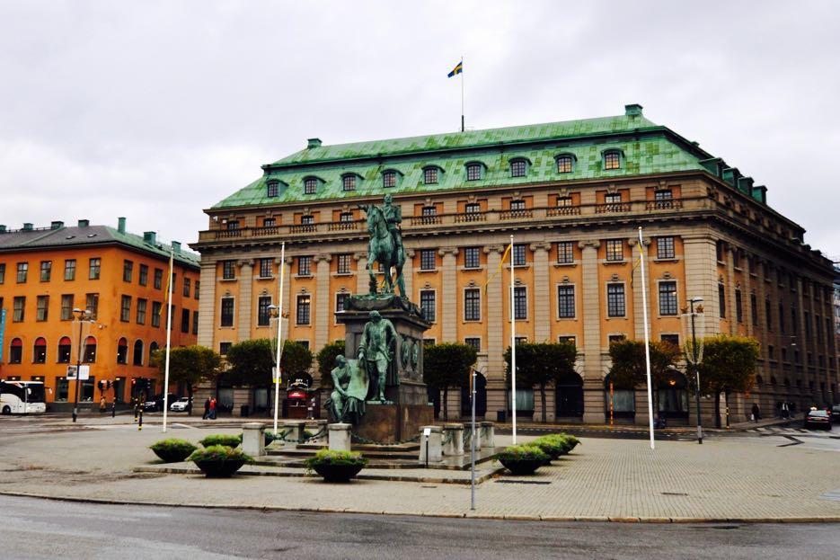 Stockholmer Innenstadt