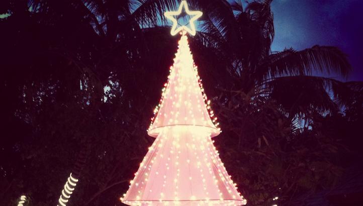 Weihnachten Malediven