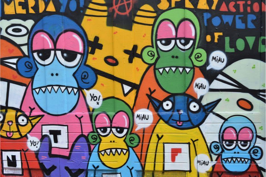 Street Art in Amsterdam 2