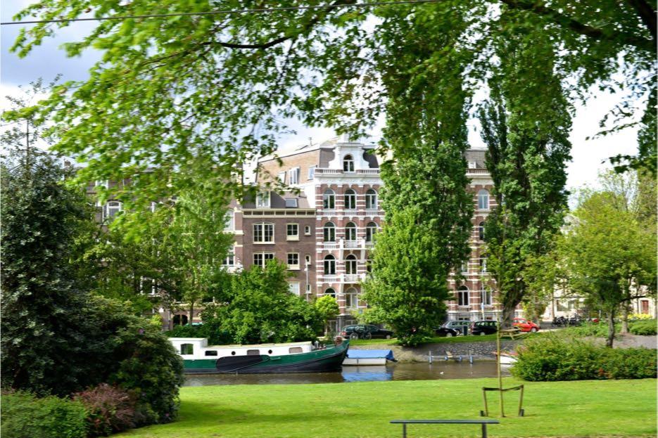 Amsterdam ist grüner, als man denkt.