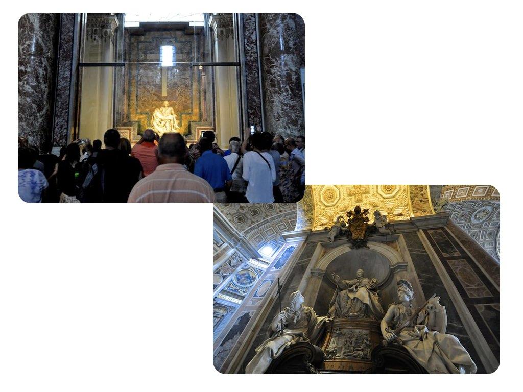 Vatikan: dem Kunsthimmel so nah
