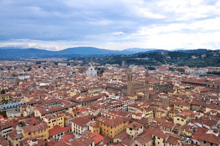 Hauptstadt der Kunst: Florenz
