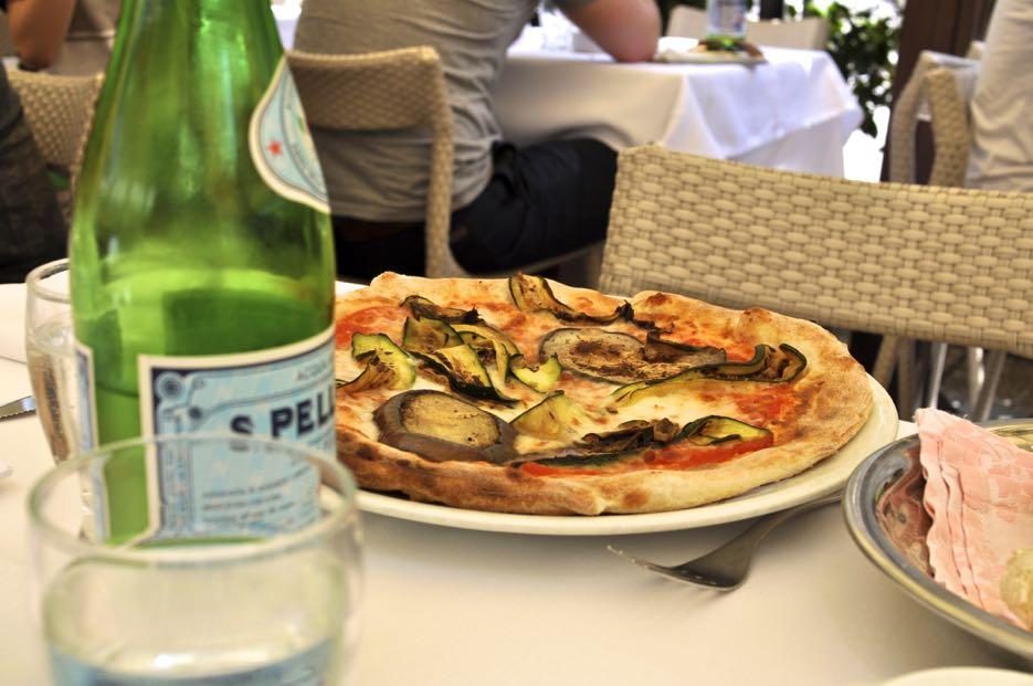 Das gute italienische Essen sollte man in Mailand natürlich nicht vergessen.