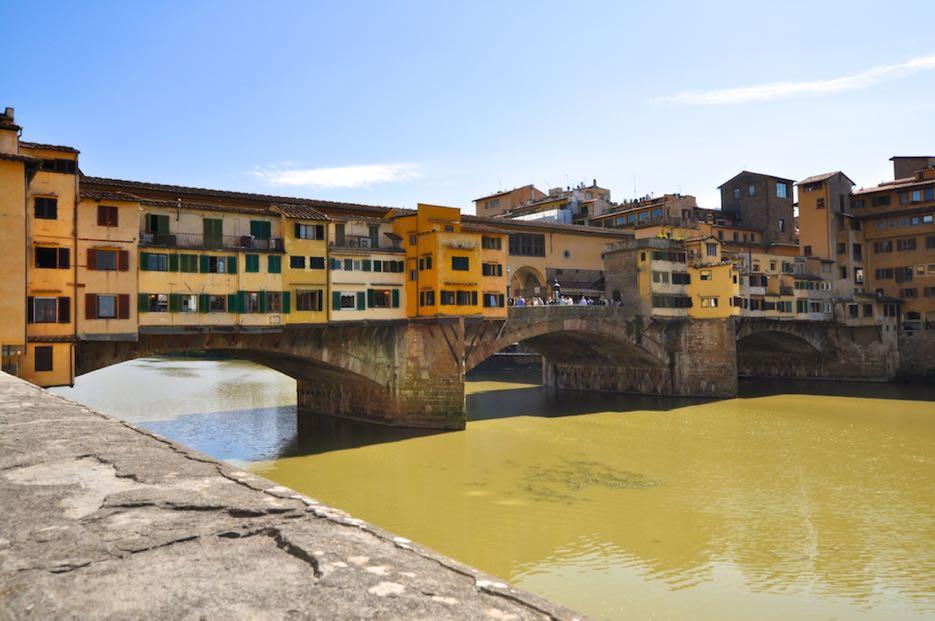 Ponte Vecchio Brücke