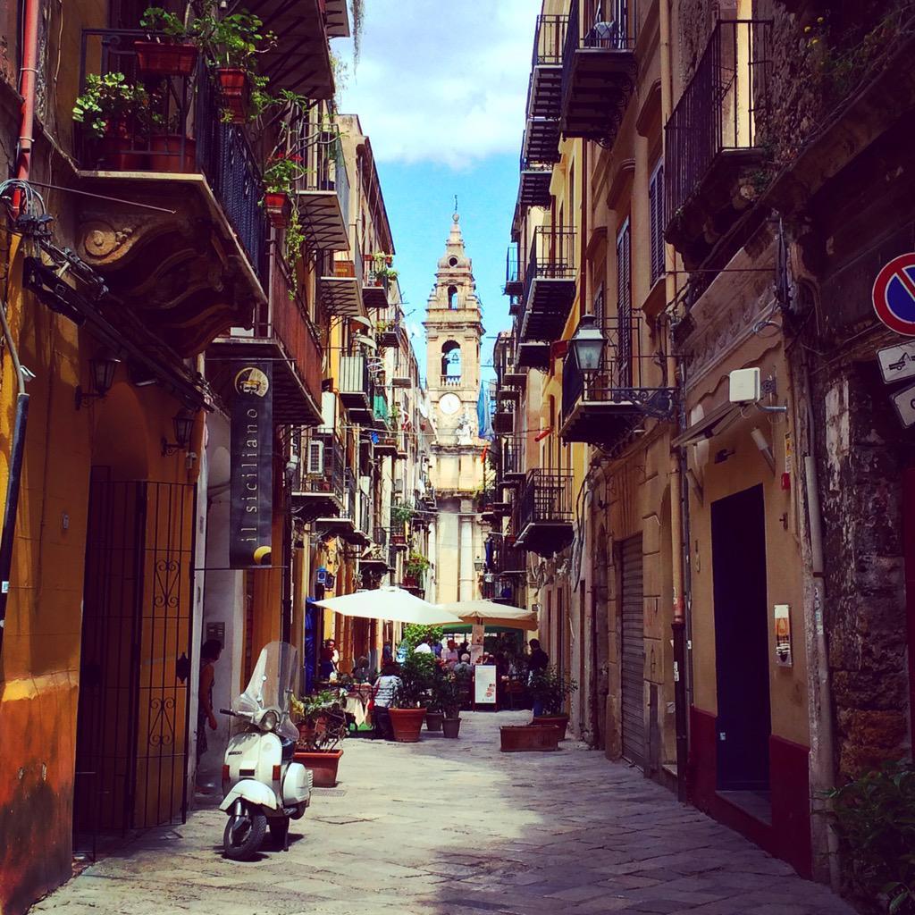 Willkommen in Palermo
