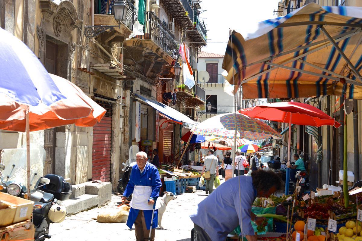 Palermo: zu Besuch bei der Mafia