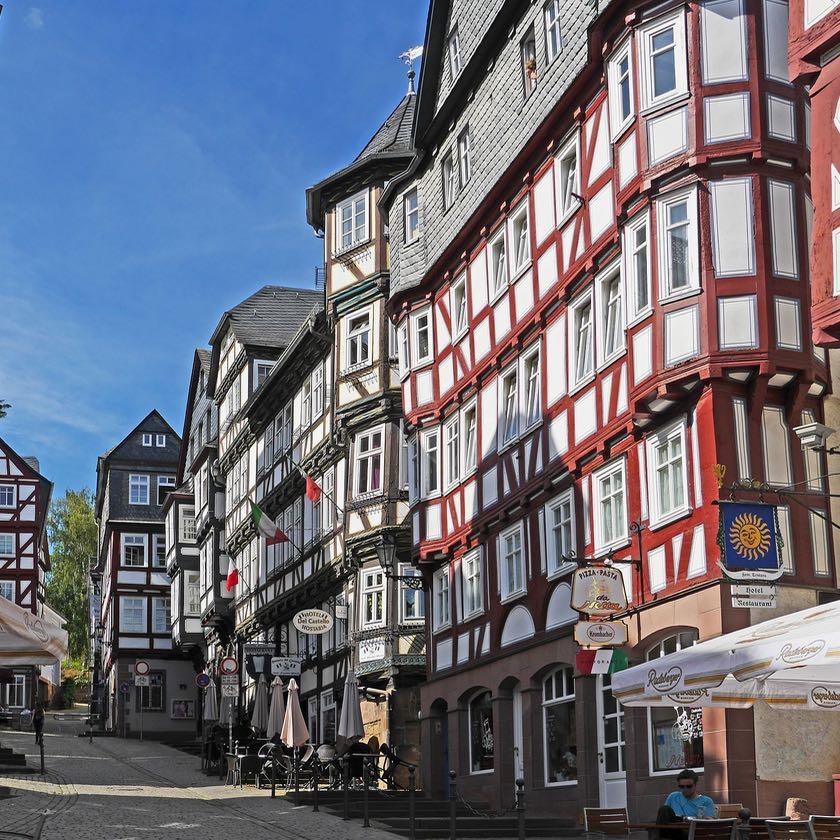 Marburg: Sehenswürdigkeiten der Märchenstadt