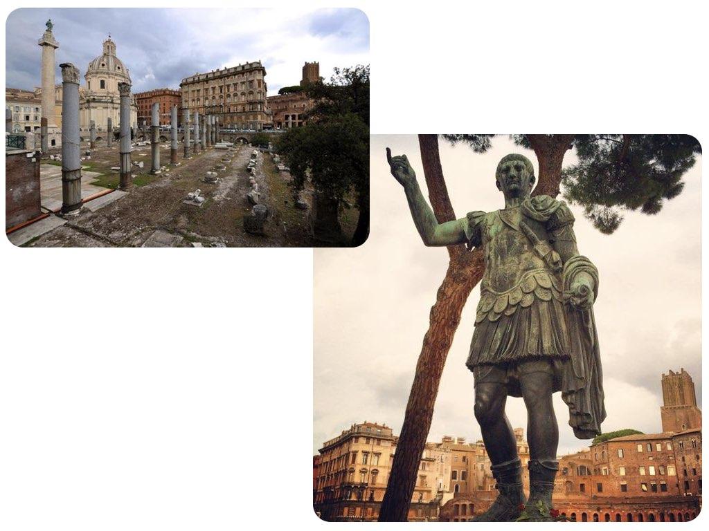 Rom: das Stadtuniversum