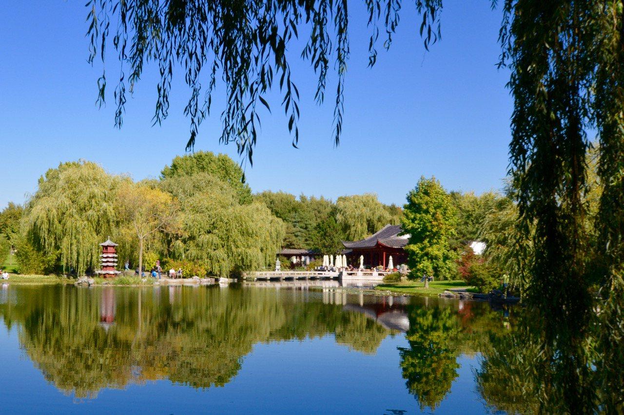 Chinesischer Garten der Harmonie