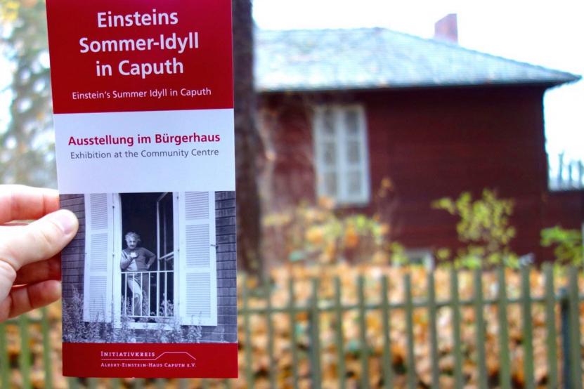 Relativ großartig: zu Besuch bei Einstein