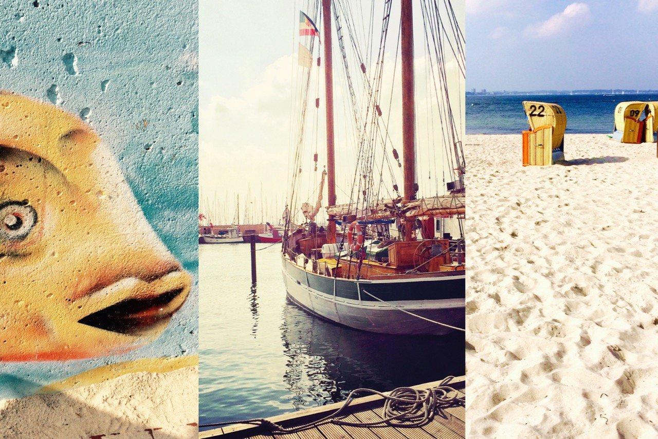 Laboe: Perle der Ostsee