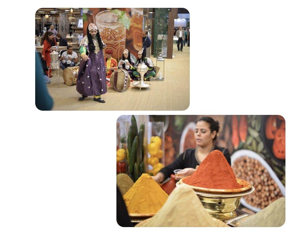 Grüne Woche: Speise um die Welt