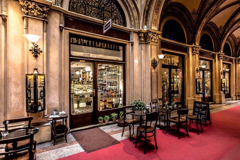 Was wäre Wien ohne seine Kaffeehäuser?