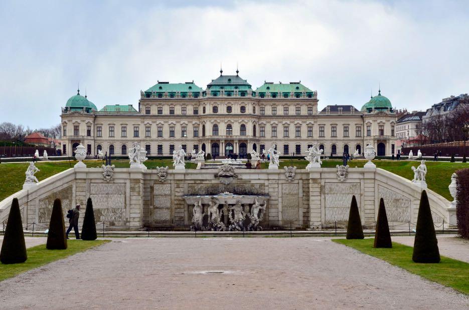 Ein WowPlace für sich: Schloss Schönbrunn im 13. Gemeindebezirk, Hietzing