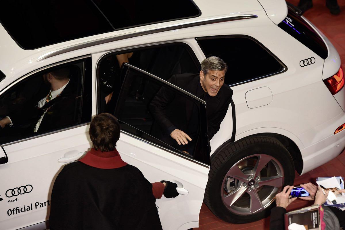 Berlinale 2016: Clooneymania