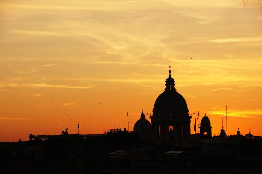Hauptstadt der Taschendiebe: Rom