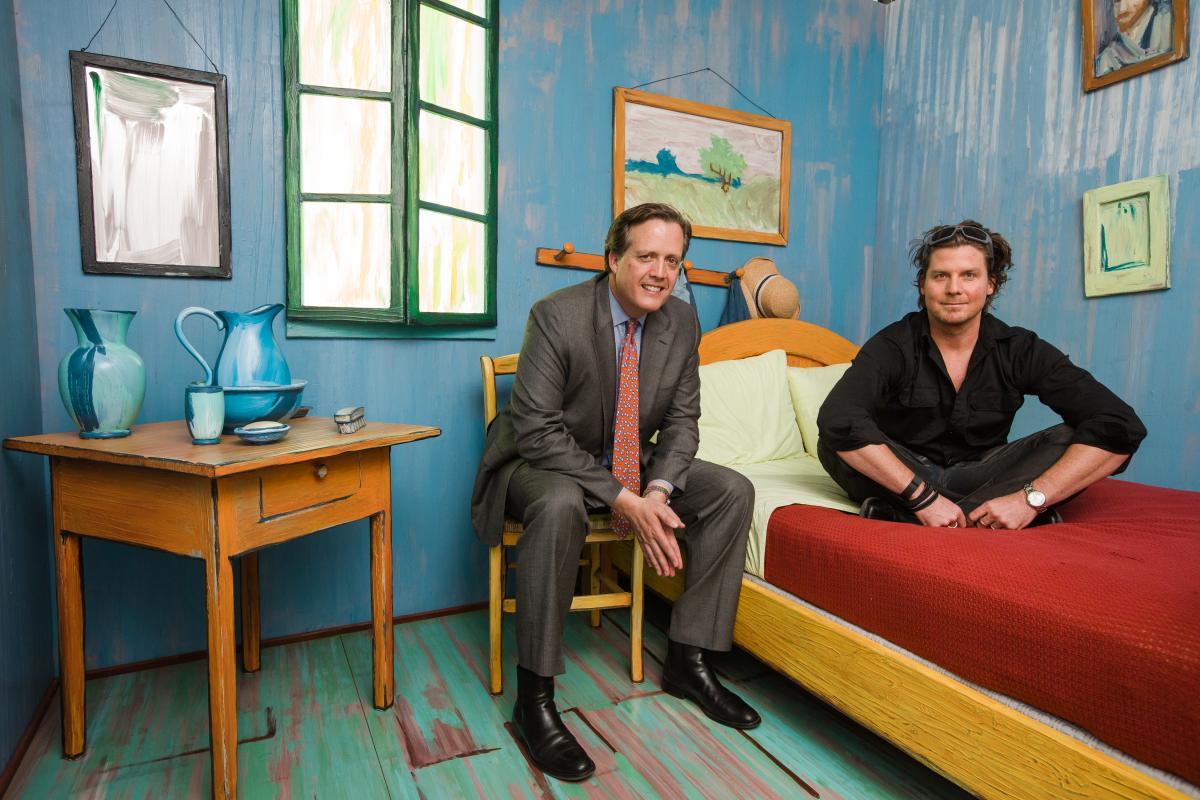 Perfekt Van Gogh Vermietet Airbnb Zimmer
