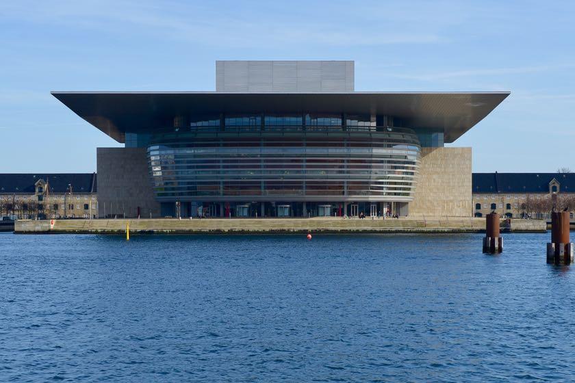 Königliche Oper in Kopenhagen