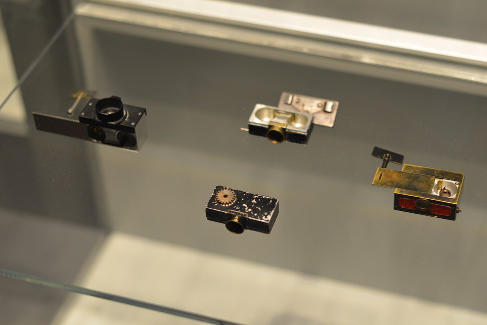 Mini-Fotoapparate.