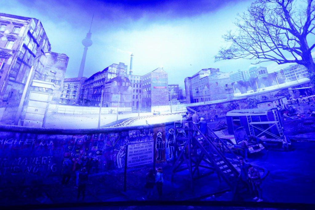 Panorama Berlin: Asisis Zeitmaschine