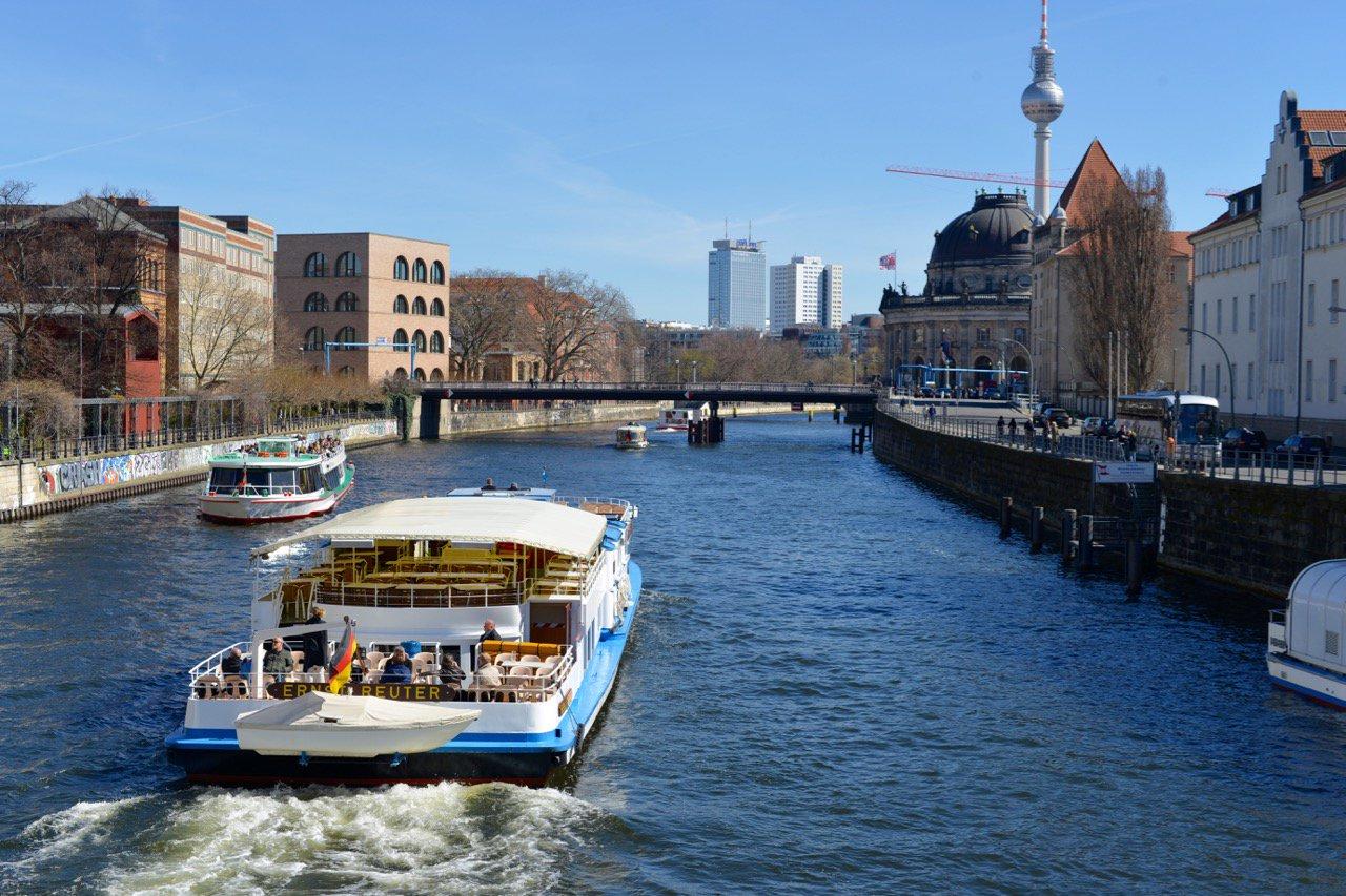 Berlin Mitte Ahoi