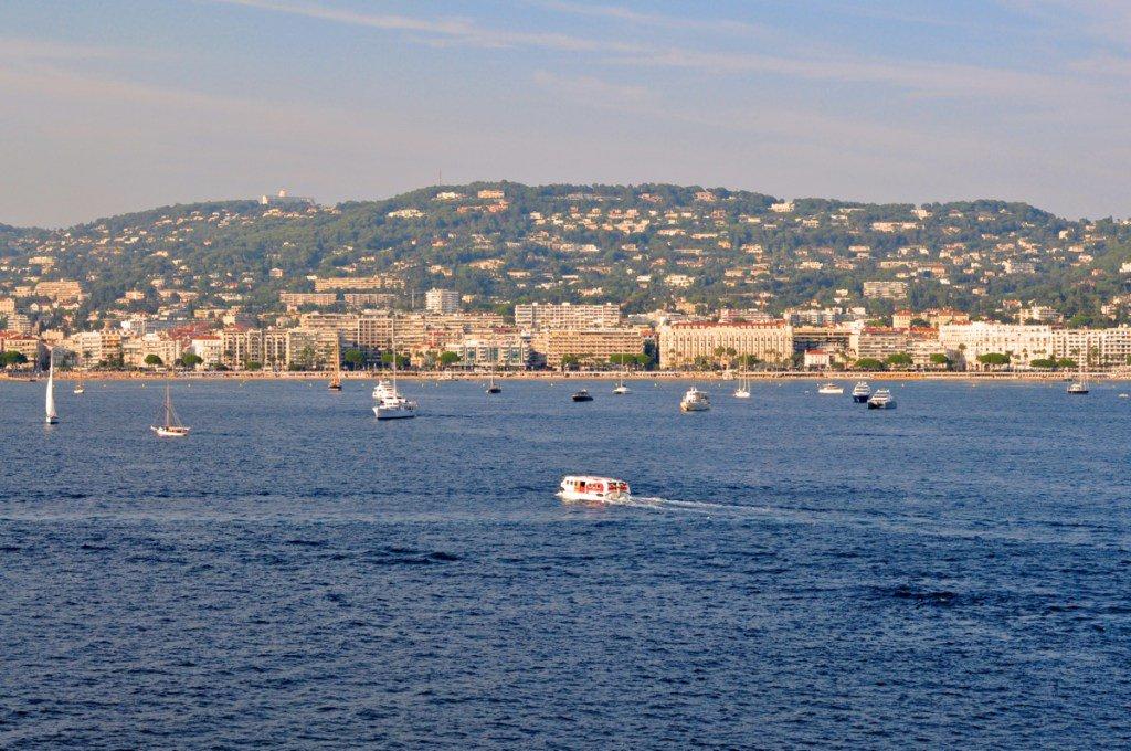 Frankreichurlaub bei den Filmfestspielen in Cannes