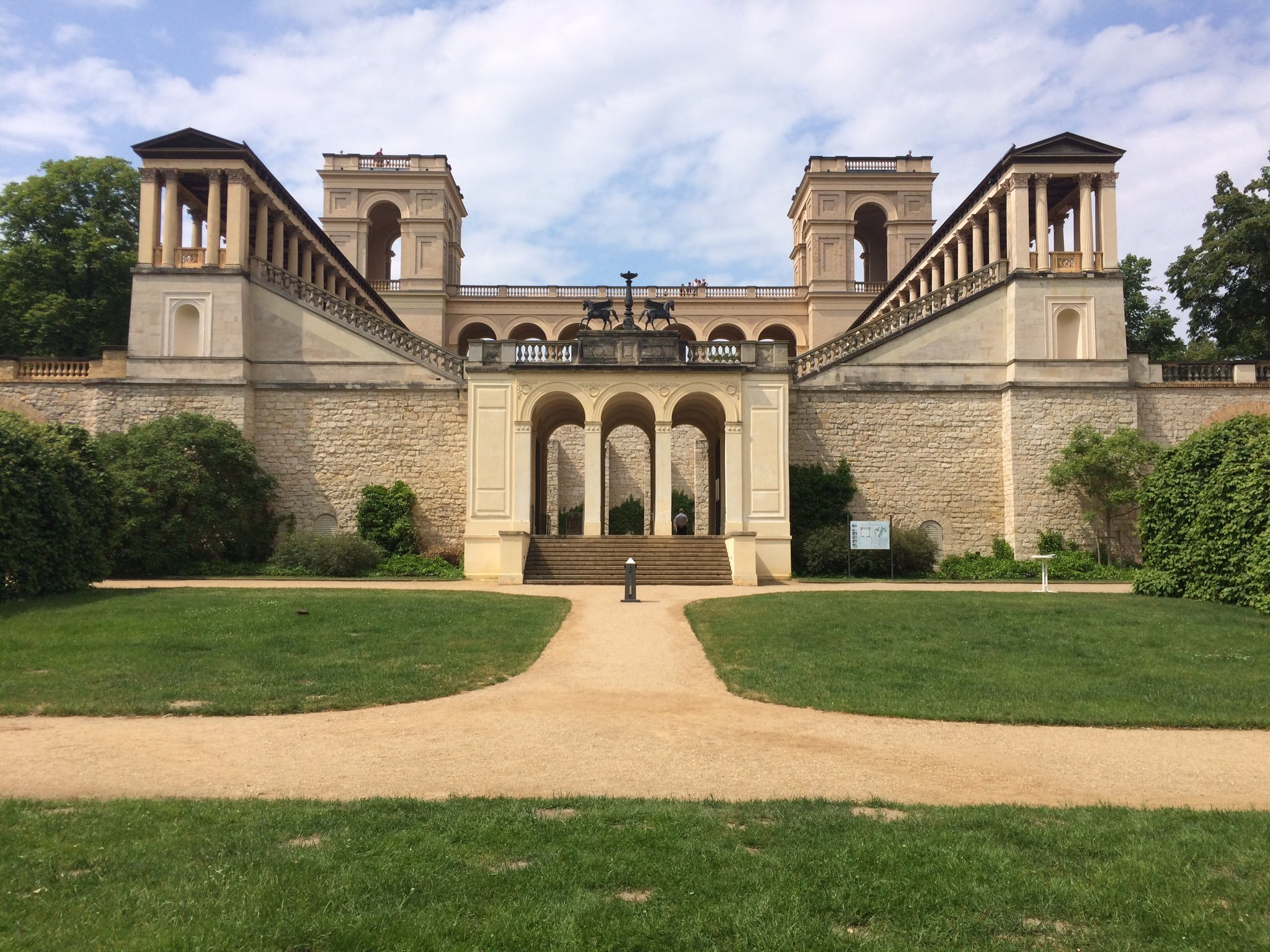 Belvedere: Potsdams schönste Aussicht