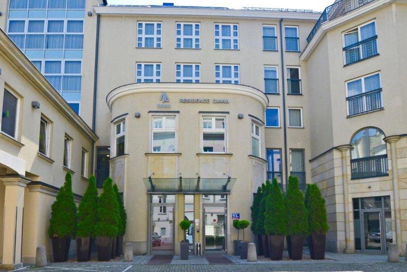 Mamaison Residence Diana Warsaw: Willkommen zu Hause