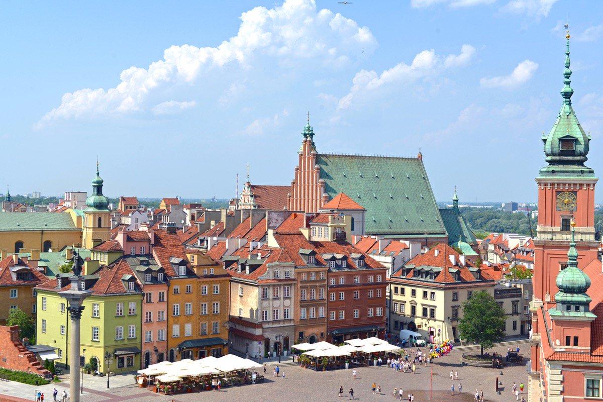 Warschau: unterschätzte Weltstadt