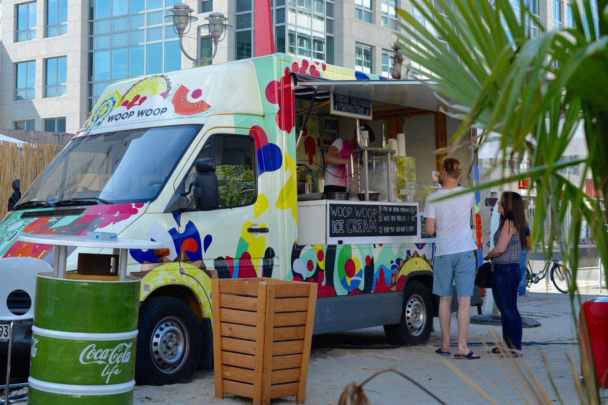 Berlins bestes Eis: Woop Woop