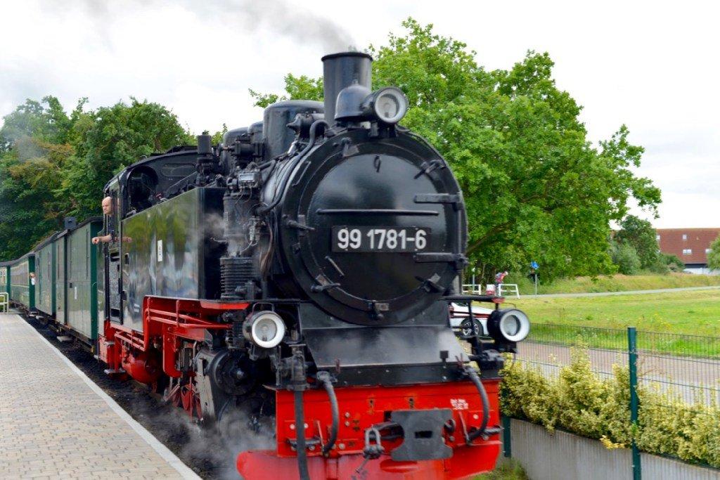 Rasender Roland: Kultzug auf Rügen