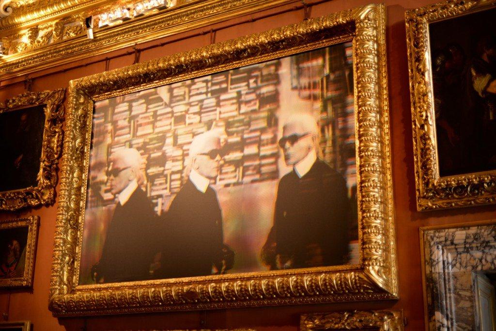 Grandioso: Karl im Palazzo Pitti