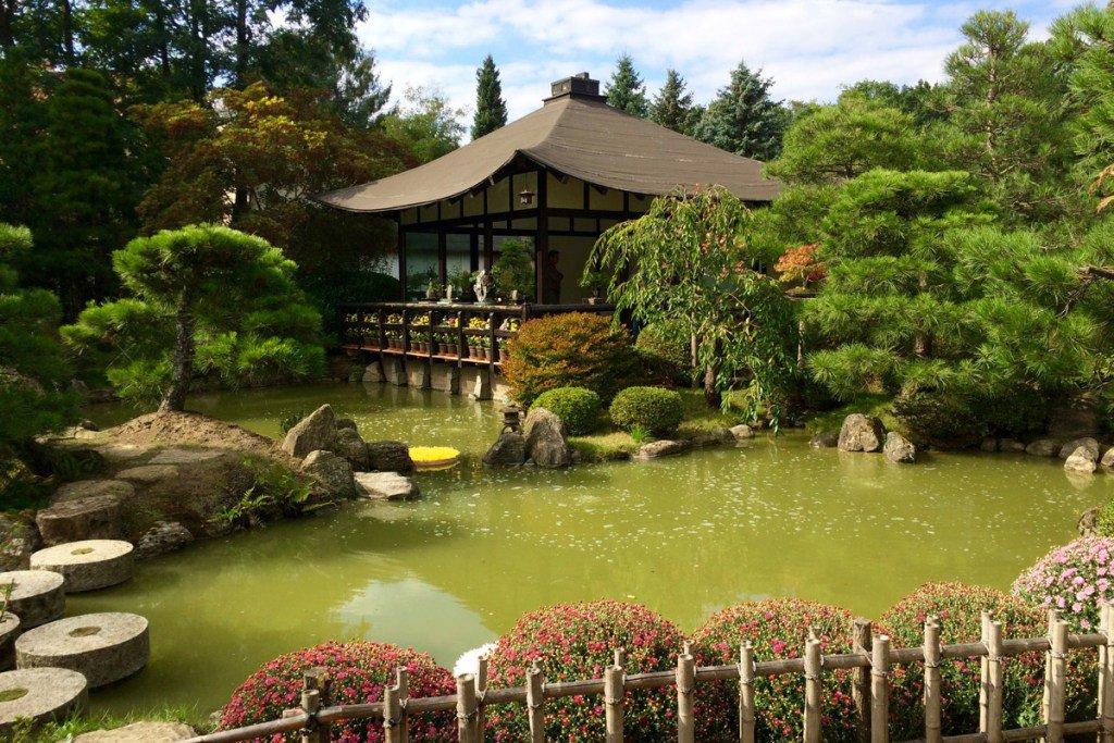 Bonsaigarten Ferch: Grüße aus Lilliput