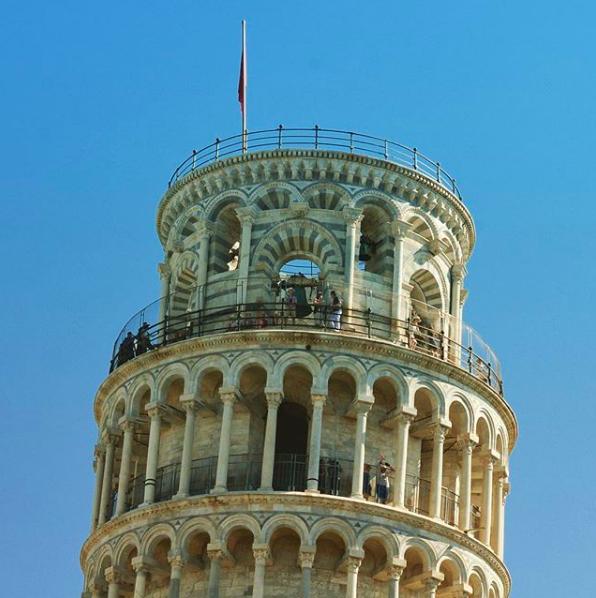 Pisa Reiseführer: I'm still standing
