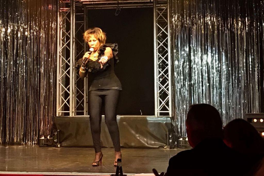 Tina Turner dreht wieder auf