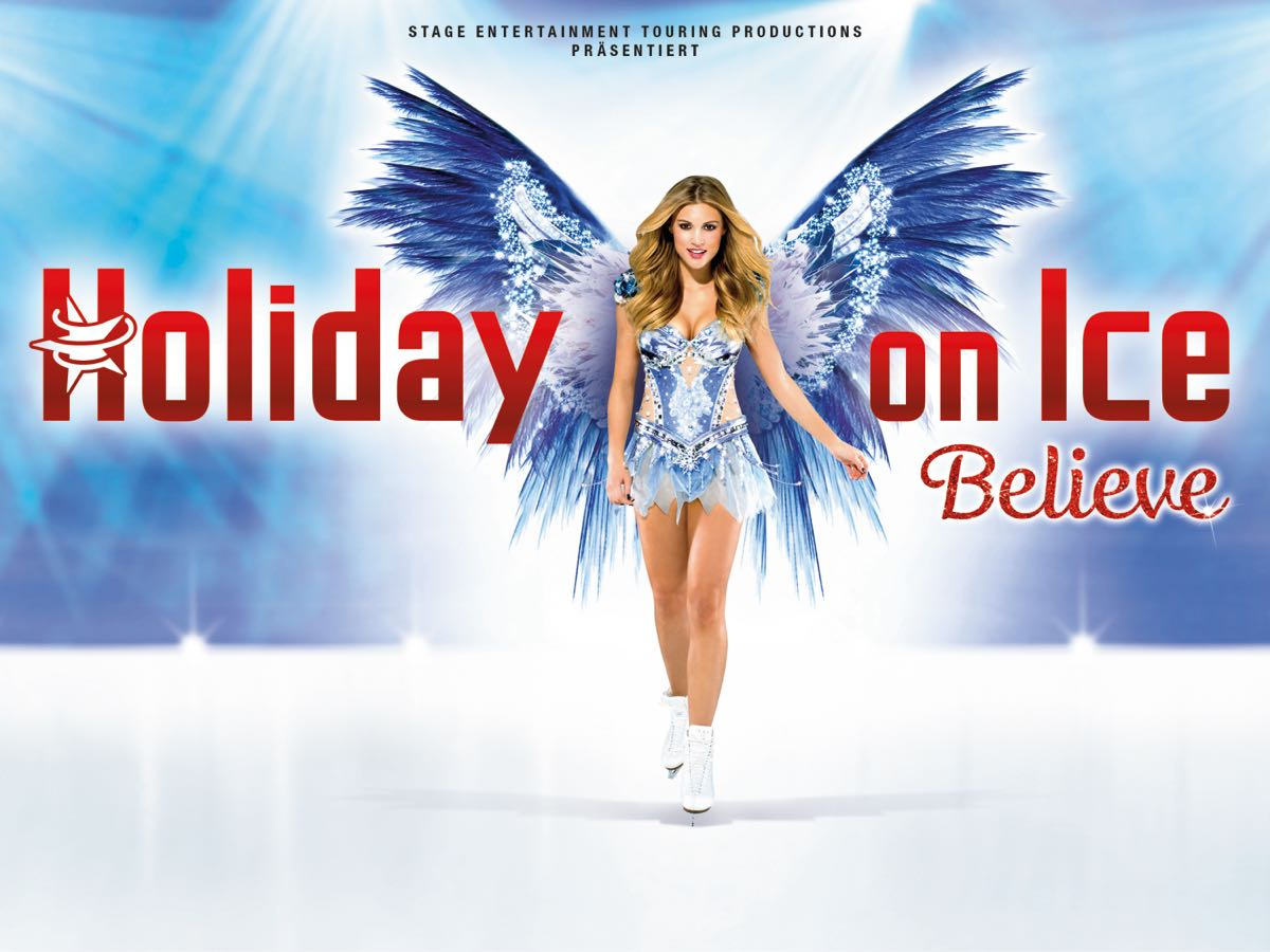 Gewinnspiel Holiday on Ice