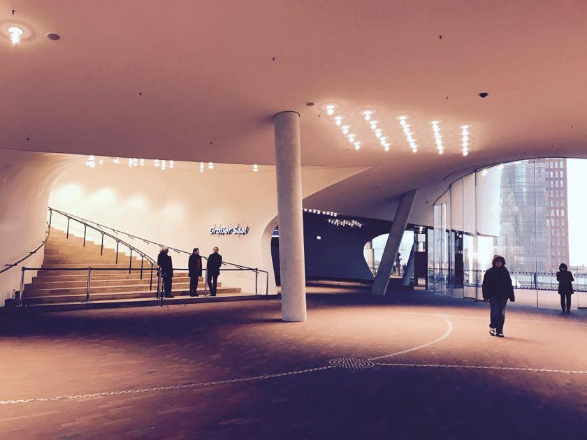Elbphilharmonie The Westin Hamburg