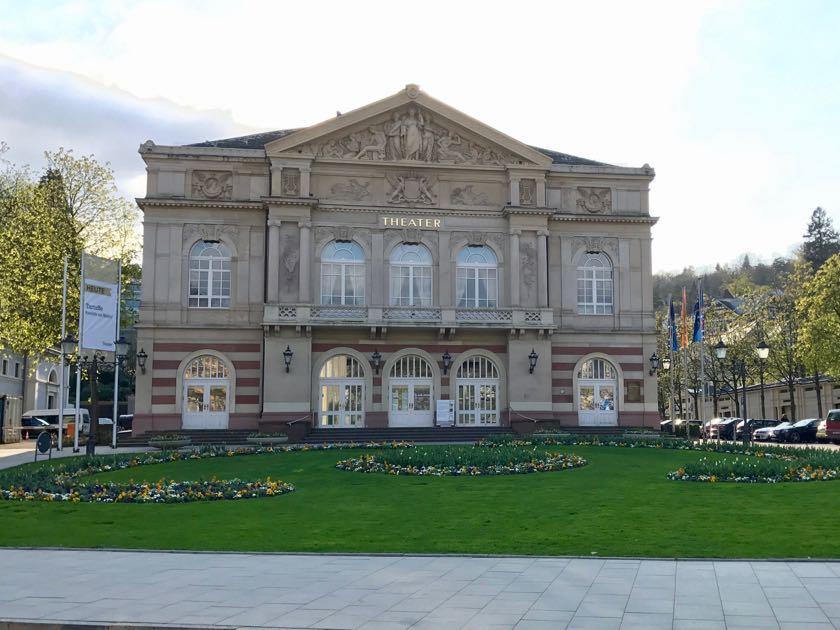 Baden-Baden: Stadt der Millionäre