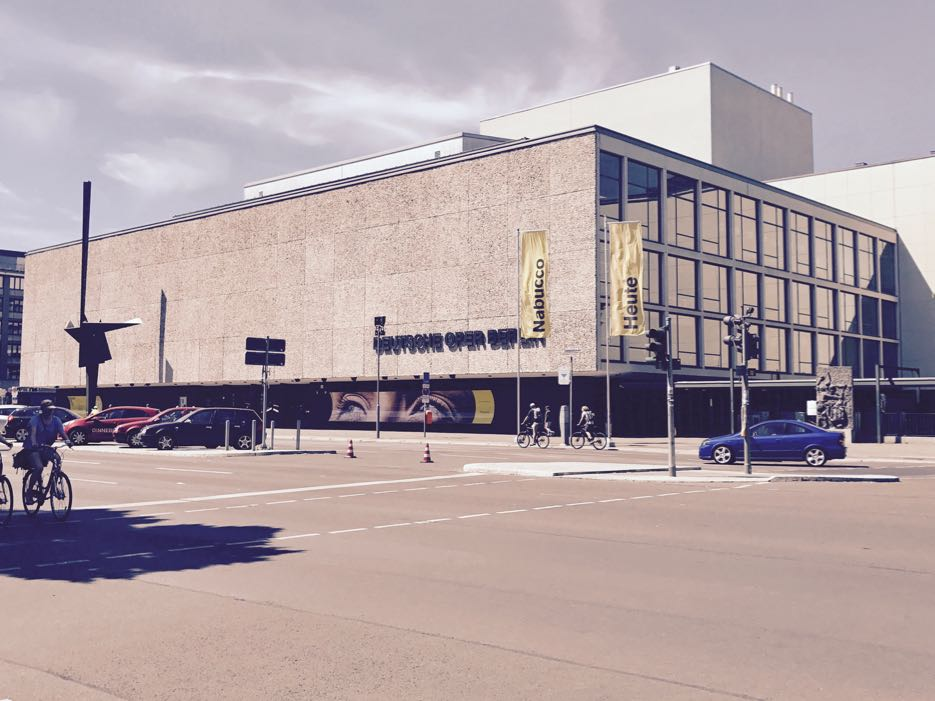 Die Deutsche Oper in Berlin