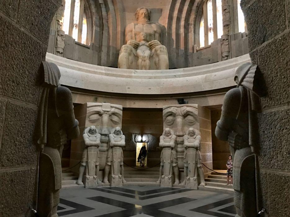 Völkerschlacht bei Leipzig: Leuchtturm des Friedens