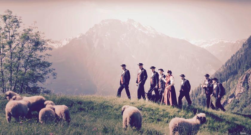 Musikvideo: Wallis sorgt für Aufsehen
