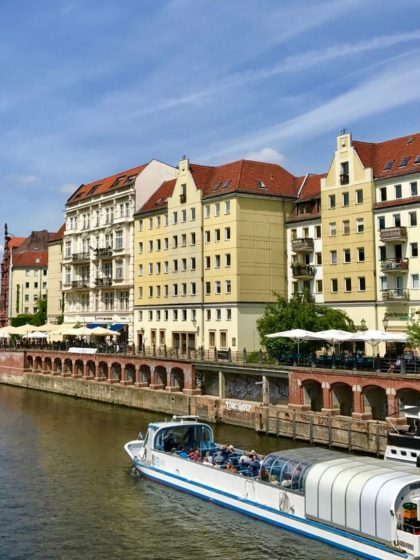 Mittagstipp in Mitte: Lunch an der Spree