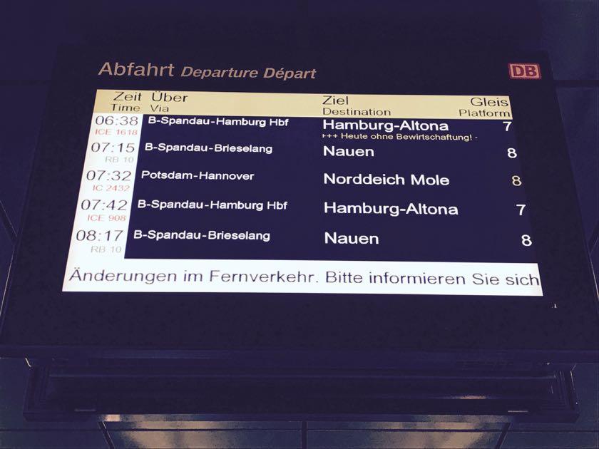 DB Verspätung: Ja, wo ist er denn? Wo bleibt der Zug?