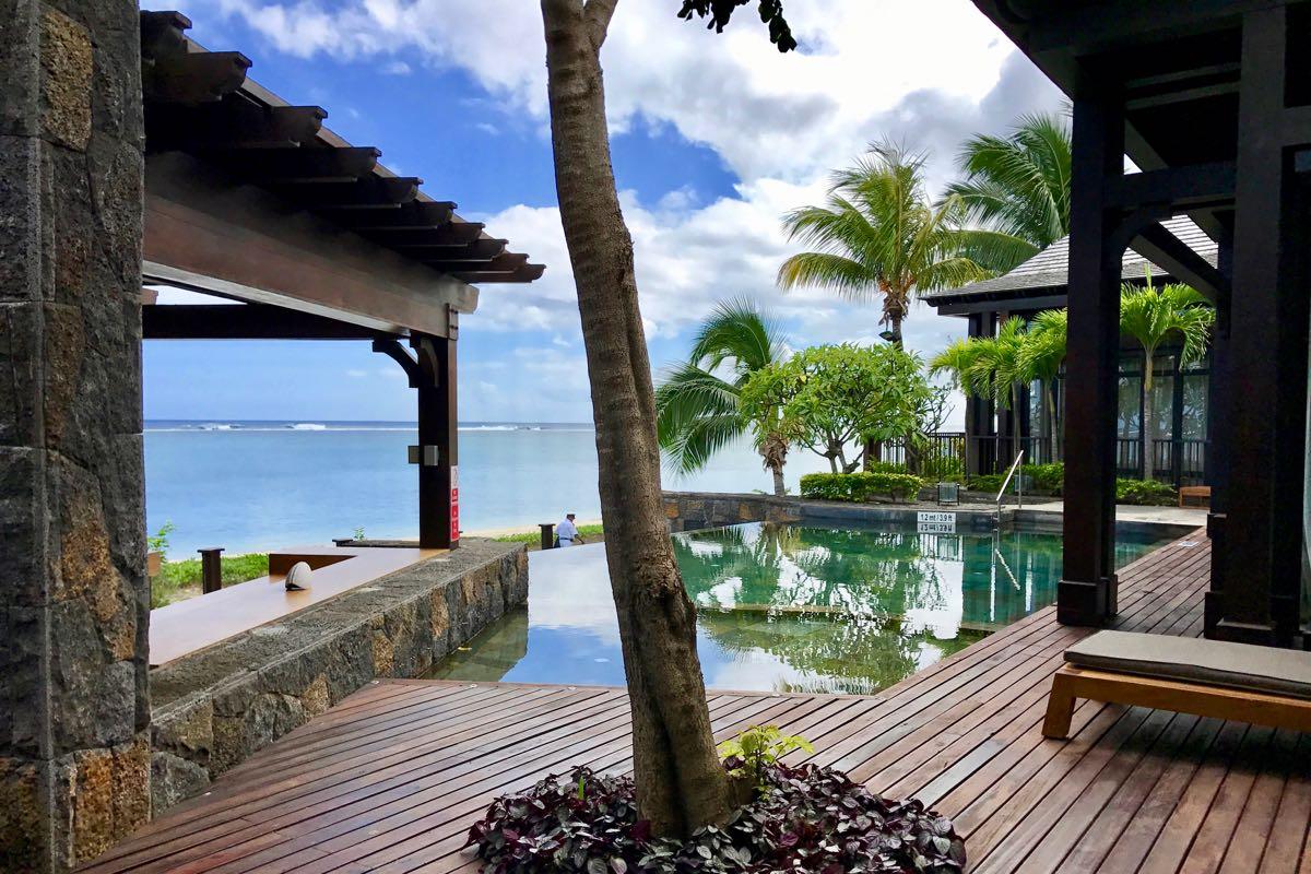 So urlauben die Stars auf Mauritius