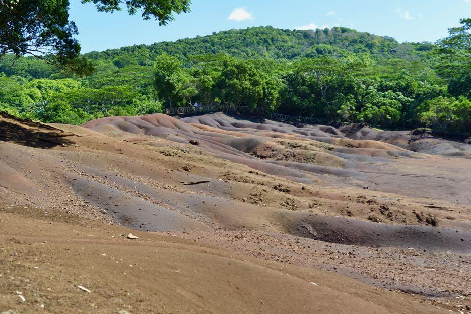 Die Gegend erinnert an Afrika. Eine interessante Sehenswürdigkeit für einen Ausflug auf der Insel.