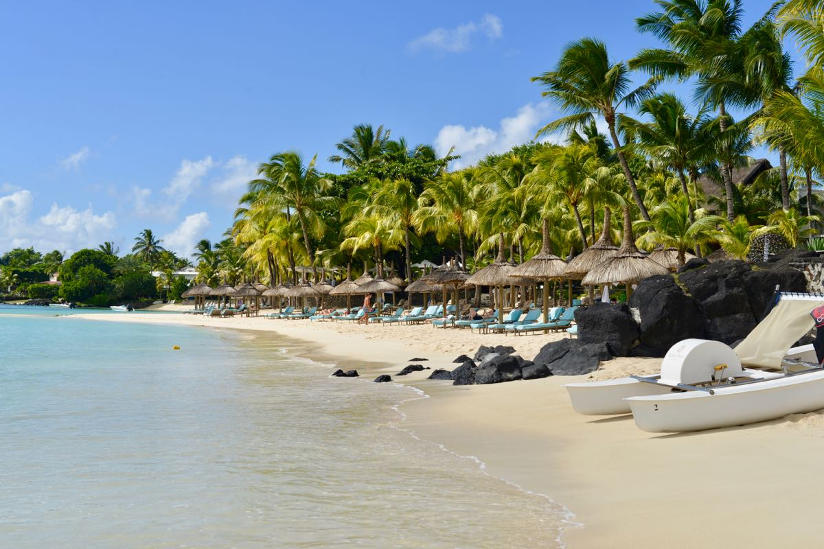 Mauritius: Mythos Royal Palm
