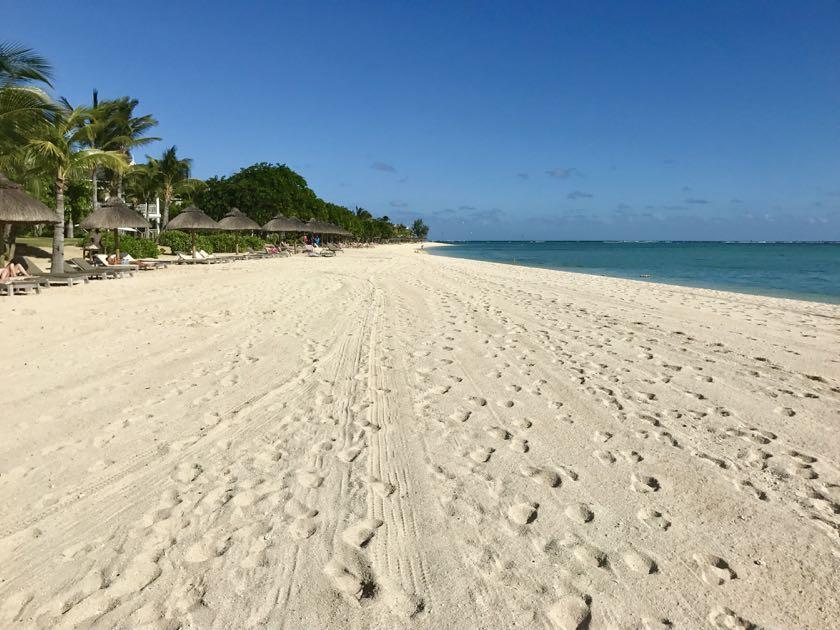 Wassersport Paradies Le Morne Beach