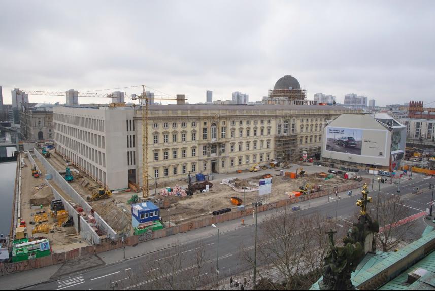 Berliner Schloss 2018